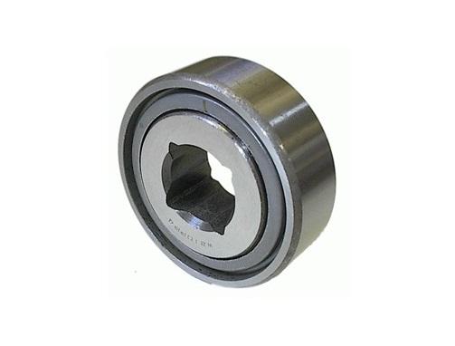 Квадратное отверстие и цилиндрический наружный диаметр